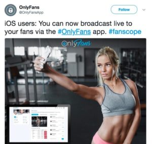 Onlyfans是什麼?